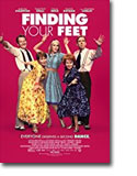 Finding Your Feet Poster